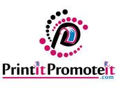 PrintItPromoteIt.com Logo - Entry #91