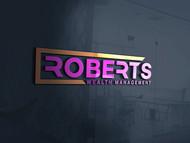 Roberts Wealth Management Logo - Entry #34