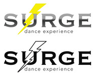 SURGE dance experience Logo - Entry #164