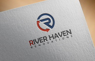 River Haven Renovations Logo - Entry #27