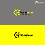 Sun Basin Solar Logo - Entry #59