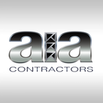 AIA CONTRACTORS Logo - Entry #142