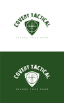 Covert Tactical Logo - Entry #40