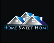 Home Sweet Home  Logo - Entry #103