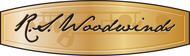 Woodwind repair business logo: R S Woodwinds, llc - Entry #56