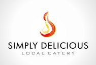 Simply Delicious Logo - Entry #1