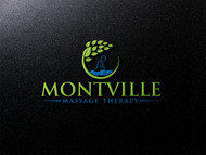 Montville Massage Therapy Logo - Entry #109