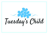 Tuesday's Child Logo - Entry #18