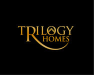 TRILOGY HOMES Logo - Entry #34