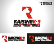 Raising K-9, LLC Logo - Entry #12