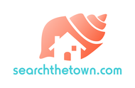 search the town .com     or     djsheil.com Logo - Entry #35
