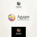 Agape Logo - Entry #224