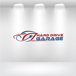 Hard drive garage Logo - Entry #236