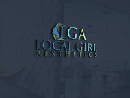 Local Girl Aesthetics Logo - Entry #2