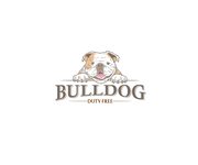 Bulldog Duty Free Logo - Entry #98