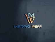 Meraki Wear Logo - Entry #118