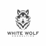 White Wolf Consulting (optional LLC) Logo - Entry #524