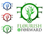 Flourish Forward Logo - Entry #59