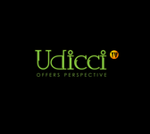 Udicci.tv Logo - Entry #39