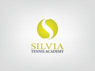 Silvia Tennis Academy Logo - Entry #106