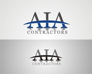 AIA CONTRACTORS Logo - Entry #27