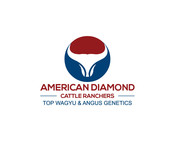 American Diamond Cattle Ranchers Logo - Entry #154