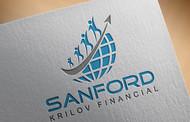 Sanford Krilov Financial       (Sanford is my 1st name & Krilov is my last name) Logo - Entry #363