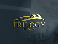 TRILOGY HOMES Logo - Entry #131