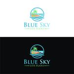 Blue Sky Life Plans Logo - Entry #164