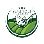 Seminole Sticks Logo - Entry #8