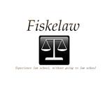 Fiskelaw Logo - Entry #13