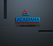 Acadiana Fire Extinguisher Sales and Service Logo - Entry #230