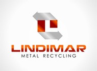 Lindimar Metal Recycling Logo - Entry #4