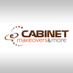 Cabinet Makeovers & More Logo - Entry #200
