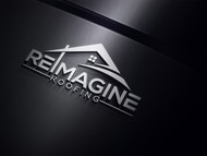 Reimagine Roofing Logo - Entry #111