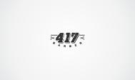 417 Barber Logo - Entry #60