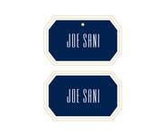 Joe Sani Logo - Entry #238