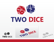 Two Dice Logo - Entry #51