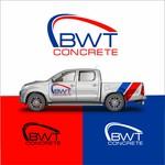 BWT Concrete Logo - Entry #270