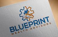 Blueprint Wealth Advisors Logo - Entry #267