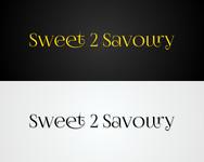 Sweet 2 Savoury Logo - Entry #125