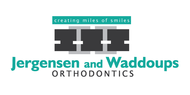 Jergensen and Waddoups Orthodontics Logo - Entry #89