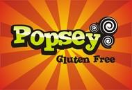 gluten free popsey  Logo - Entry #112