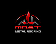 Mast Metal Roofing Logo - Entry #285