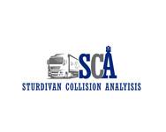 Sturdivan Collision Analyisis.  SCA Logo - Entry #221