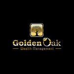 Golden Oak Wealth Management Logo - Entry #72
