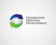 Generation Housing Development Logo - Entry #8