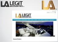 Legit Accessories Logo - Entry #55