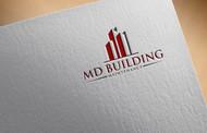 MD Building Maintenance Logo - Entry #48