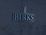Birks Financial Logo - Entry #120
